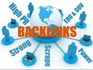 backlinks provide ranking power